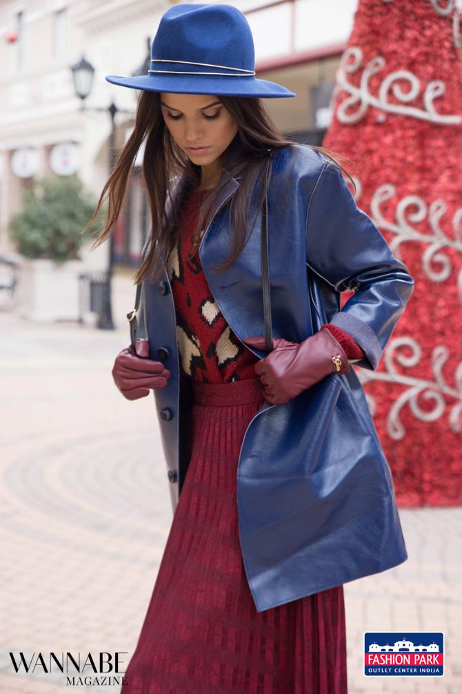Modni predlog Fashion Park Outlet Centar Inđija Retro šik u neočekivanoj kombinaciji boja 2 Modni predlog Fashion Park Outlet Centar Inđija: Retro šik u neočekivanoj kombinaciji boja
