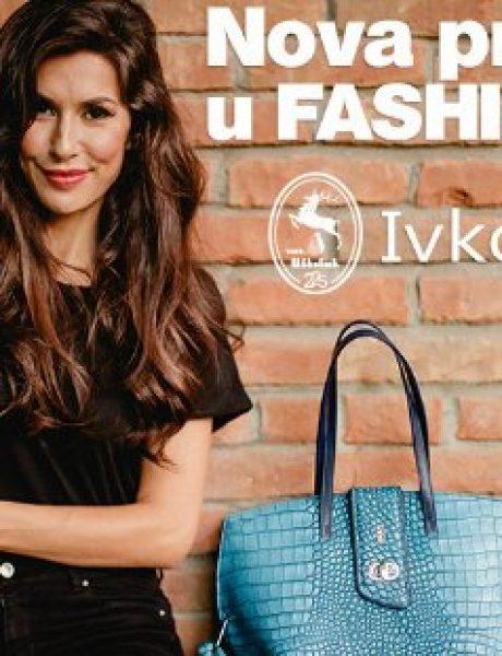 Nova prodavnica u Fashion Parku – Ivković1789