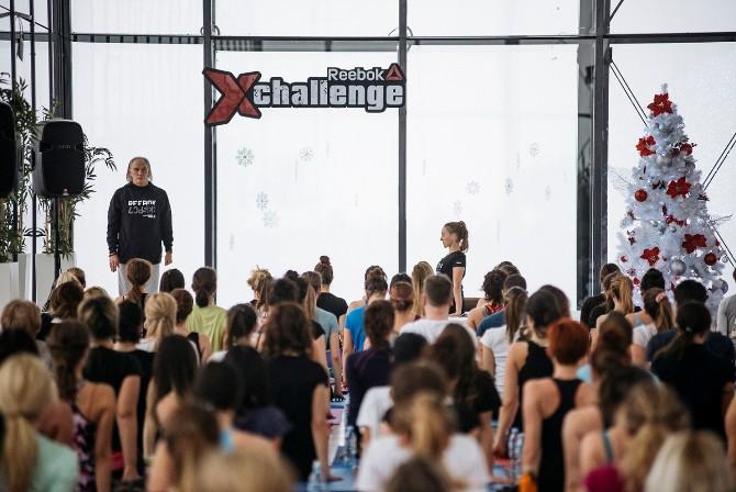 Reebok X Challenge joga photo Mihailo Milovanovic 10 Joga izazov na krovu Beograda (FOTO)