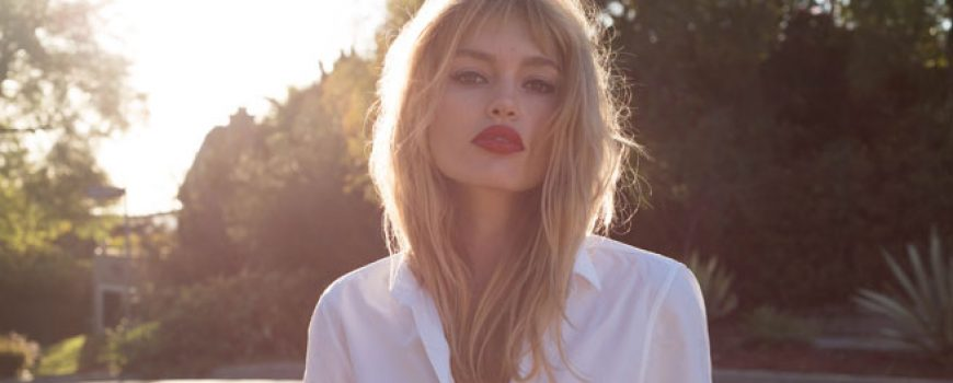 Staz Lindes nova ambasadorka za YSL makeup