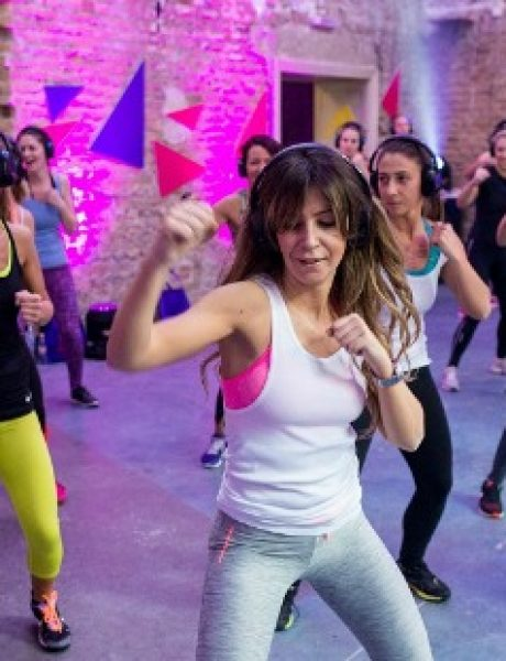 Trening dan u muzeju: Održan adidas Women Training Day