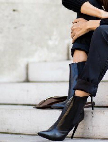 Kako da stilizuješ skinny džins i čizme do članka za besprekorne autfite