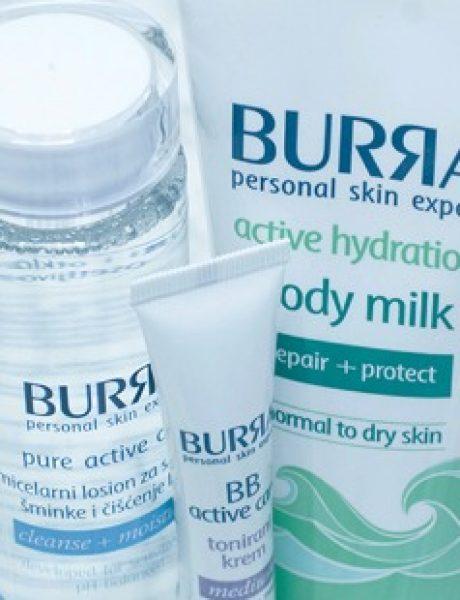 Nega kože nikad nije bila lakša uz BURRA® proizvode (GIVEAWAY)