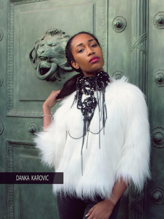 danka karovic 11 880x1173 Modna dizajnerka Danka Karović oduševila na reviji u Francuskoj