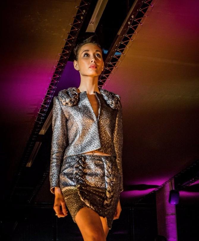 danka karovic 4 880x1067 Modna dizajnerka Danka Karović oduševila na reviji u Francuskoj