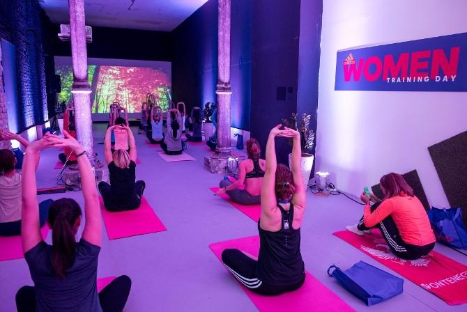 foto068 Trening dan u muzeju: Održan adidas Women Training Day