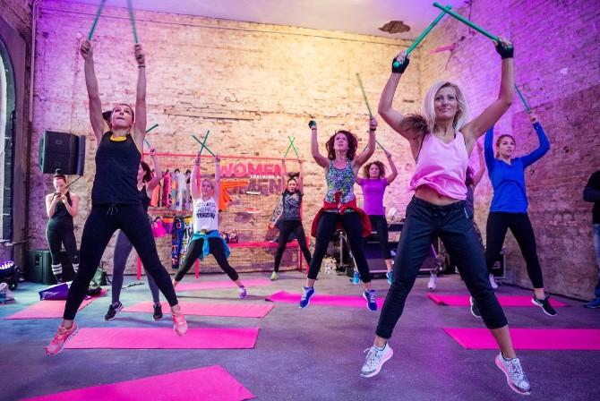 foto138 Trening dan u muzeju: Održan adidas Women Training Day