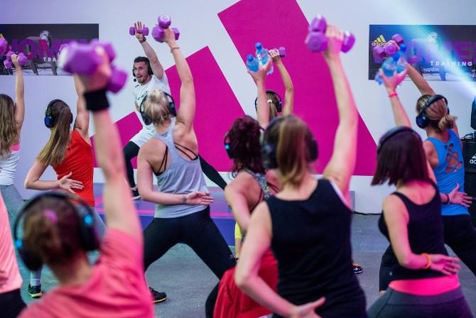 foto180 Trening dan u muzeju: Održan adidas Women Training Day