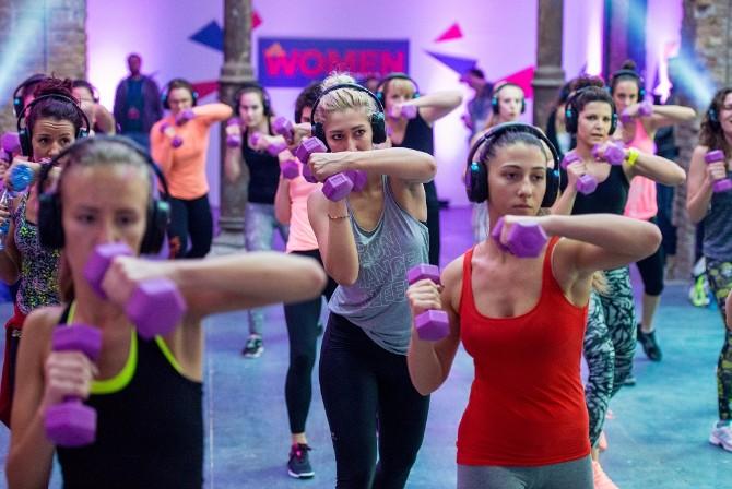 foto185 Trening dan u muzeju: Održan adidas Women Training Day