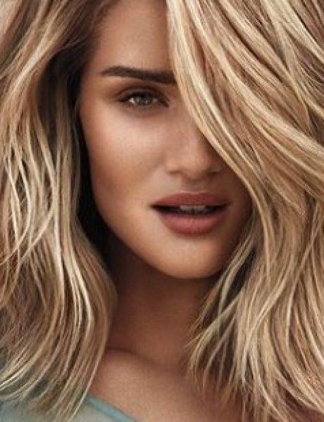 3 praznične frizure za kosu srednje dužine