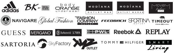 logos Dođite u Fashion Park Outlet Centar Inđija i potražite svoj komad odeće na fantastičnom popustu