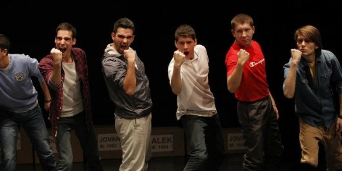 muskarcine 2 Muškarčine poslednji put u 2016. godini na sceni Bitef teatra!