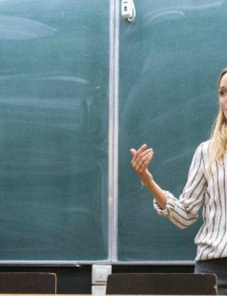 Jelena Đoković održala predavanje na Ekonomskom fakultetu