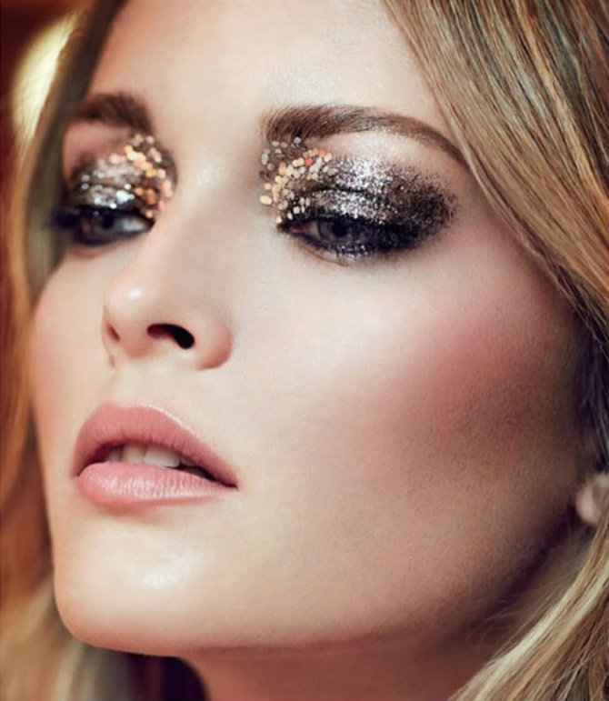 senka Tri LAKA makeup trika sa ŠLJOKICAMA za novogodišnju noć