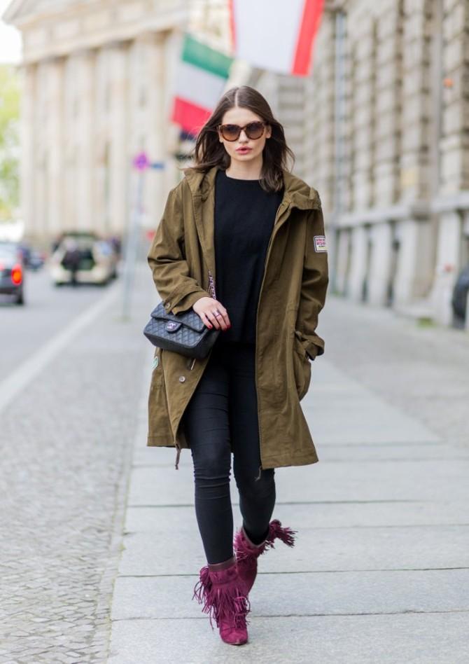 skinny Kako da stilizuješ skinny džins i čizme do članka za besprekorne autfite