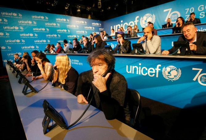 unicef teleton 1 Uspešno završen UNICEF ov Teleton