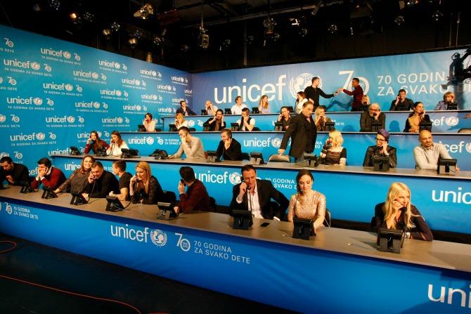unicef teleton 2 Uspešno završen UNICEF ov Teleton