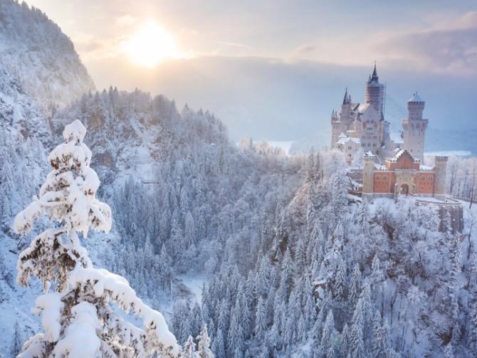 zamkovi 1 10 najlepših snežnih zamkova na svetu