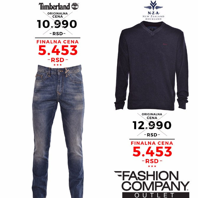 52 Najluksuzniji proizvodi po najpovoljnijoj ceni u Fashion Park Outlet Centru Inđija!