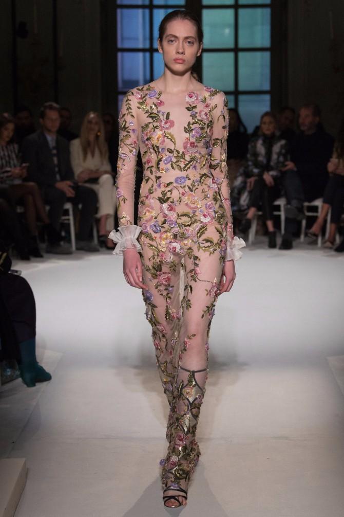 54 Haljine koje su obeležile sam početak Nedelje visoke mode u Parizu (GALERIJA)