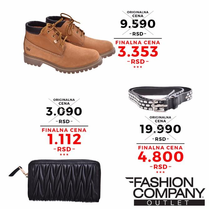 61 Najluksuzniji proizvodi po najpovoljnijoj ceni u Fashion Park Outlet Centru Inđija!
