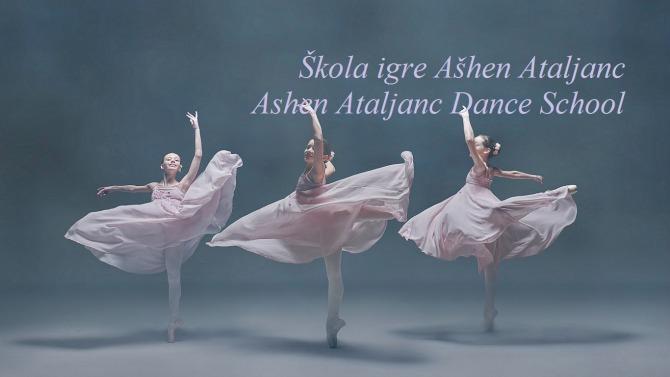 Baletska skola 1 Kolibri i balerine Baletske škole Ašhen Ataljanc na zatvaranju Coca Cola Ušće Čarobnog grada