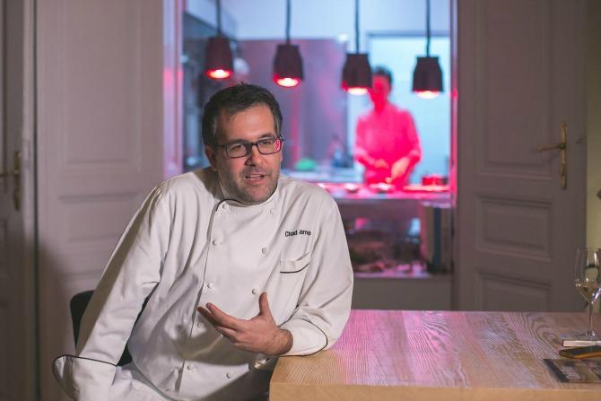 Chad Sarno intervju 1 Čad Sarno, veganski kuvar