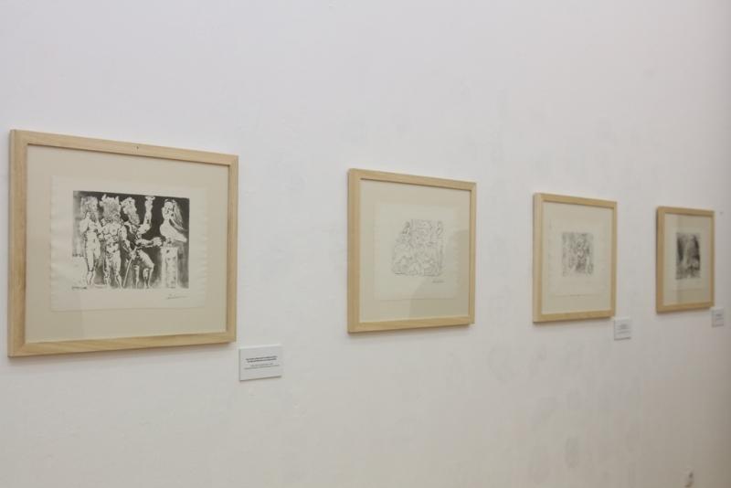 Izlozba Najpoznatije Pikasove grafike u Kući legata