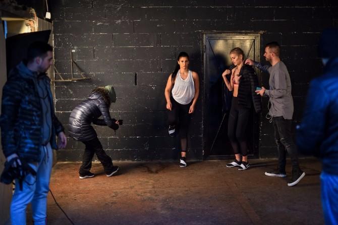 Making of Poznate lepotice na jednom mestu: Moćna Nike ekipa prvi put zajedno