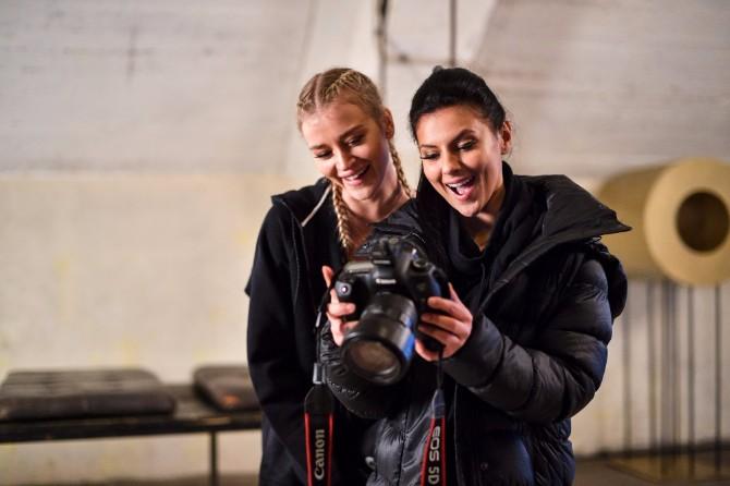 Sofija Milosevic i Danina Jeftic Poznate lepotice na jednom mestu: Moćna Nike ekipa prvi put zajedno
