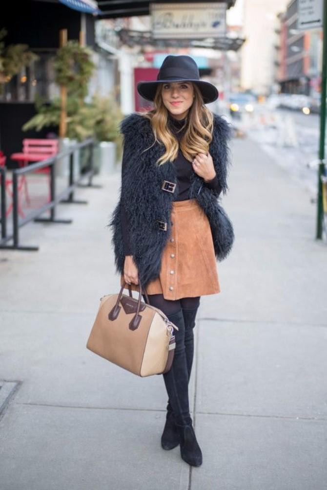 Street Style 6 Street Style kombinacija zbog kojih će suknja biti tvoj Must Have ove zime