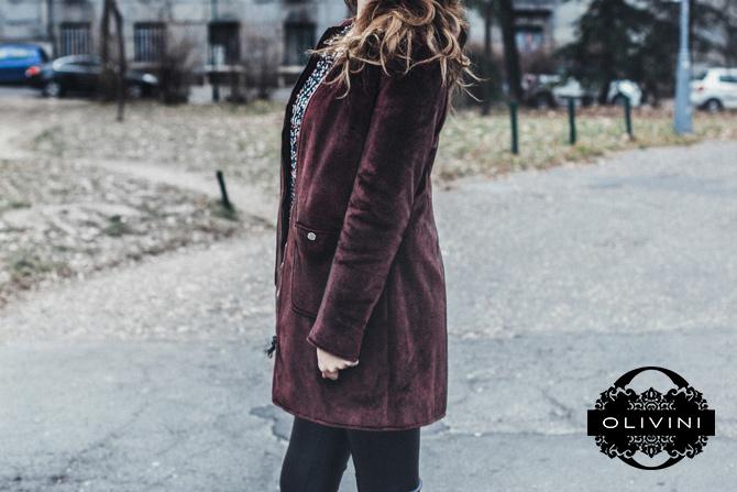 Wannabe Olivini W670 2017 01 04 19 3 trendi načina kako da nosiš bordo kaput ove zime