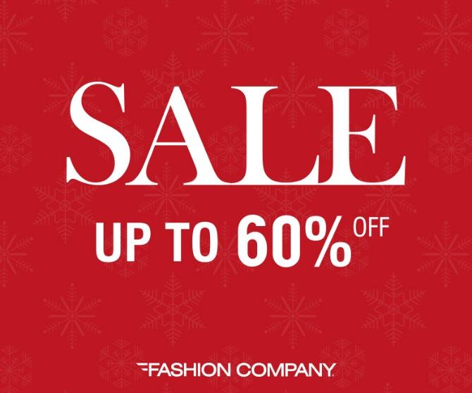 WannabeMag Sale 1 Sezonsko sniženje do 60% u Fashion Company u