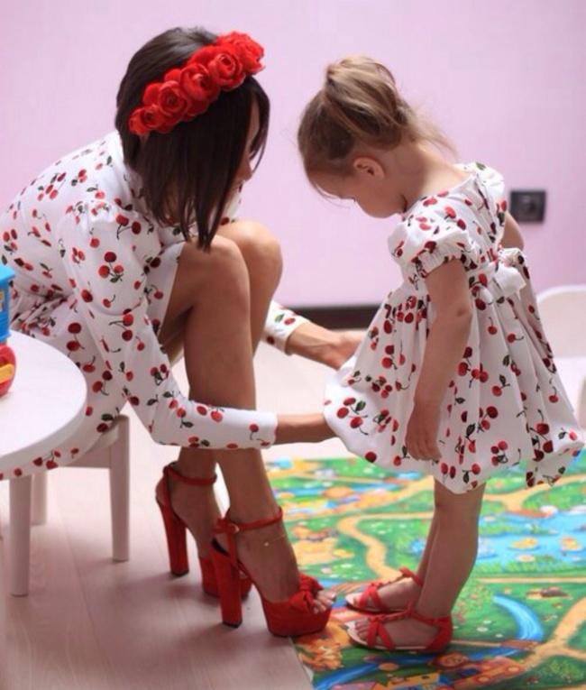 cerke 2 Da se istopiš: 15 fotografija na kojima su ćerke ISTE majke