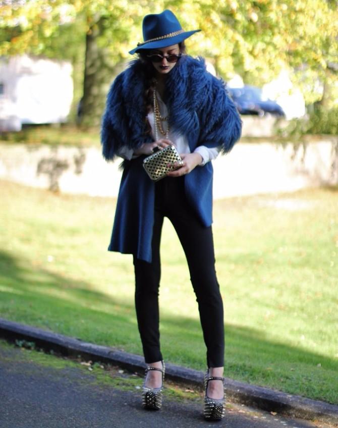 edgy glam 10 Edgy Glam inspiracija: Stil ove modne blogerke sasvim će vas zavesti