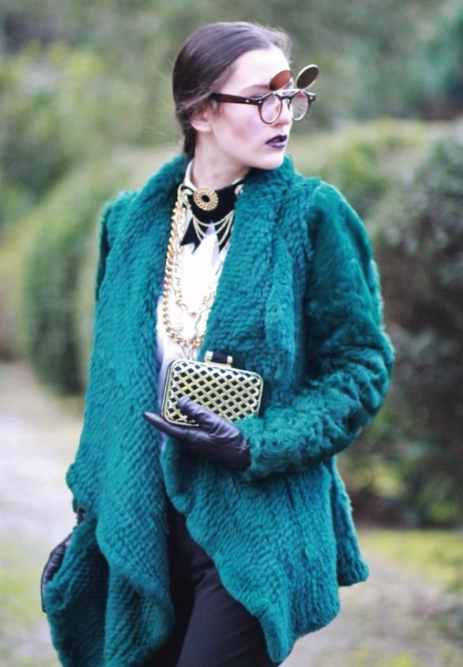 edgy glam 11 Edgy Glam inspiracija: Stil ove modne blogerke sasvim će vas zavesti