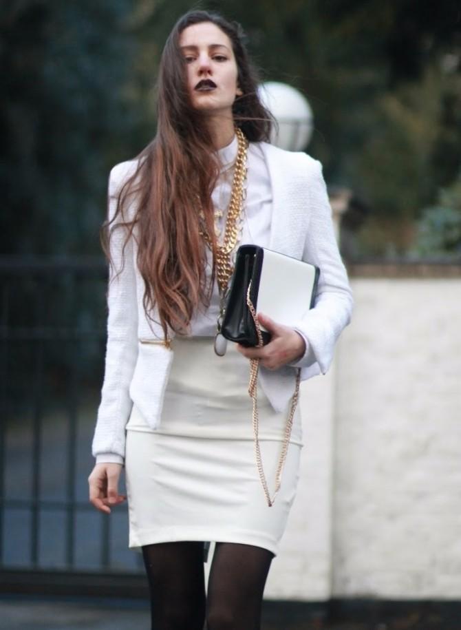 edgy glam 2 Edgy Glam inspiracija: Stil ove modne blogerke sasvim će vas zavesti