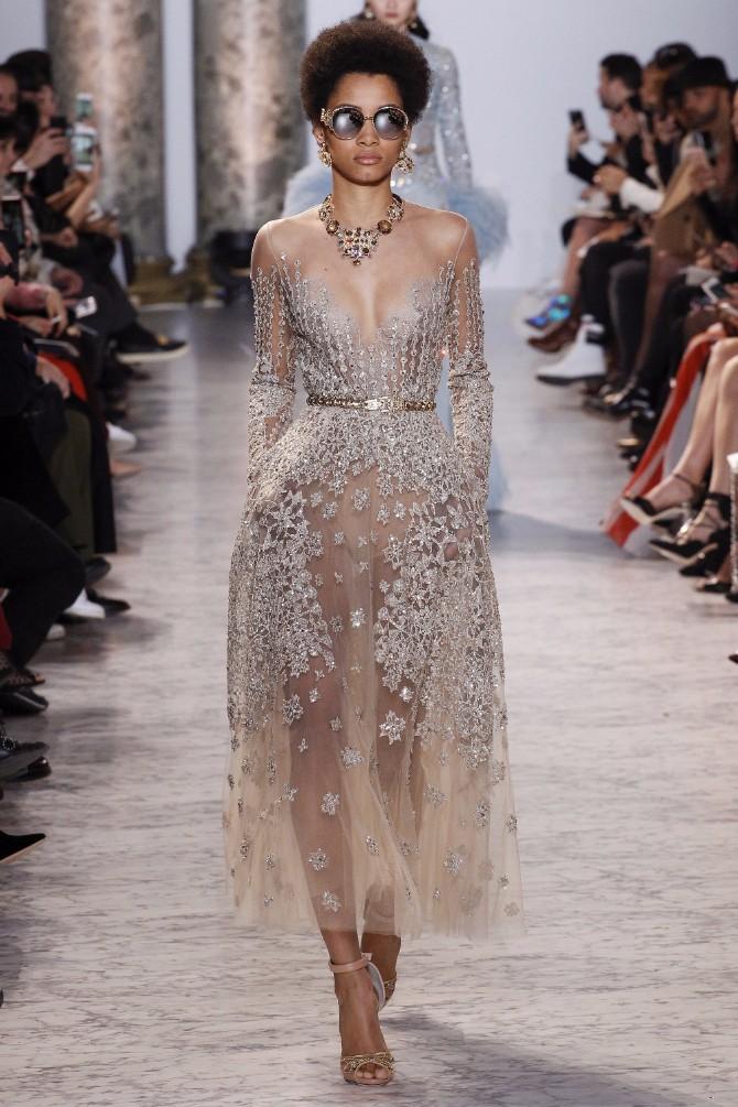 elie saab 10 Romantičan i edgy treći dan Nedelje visoke mode u Parizu (GALERIJA)