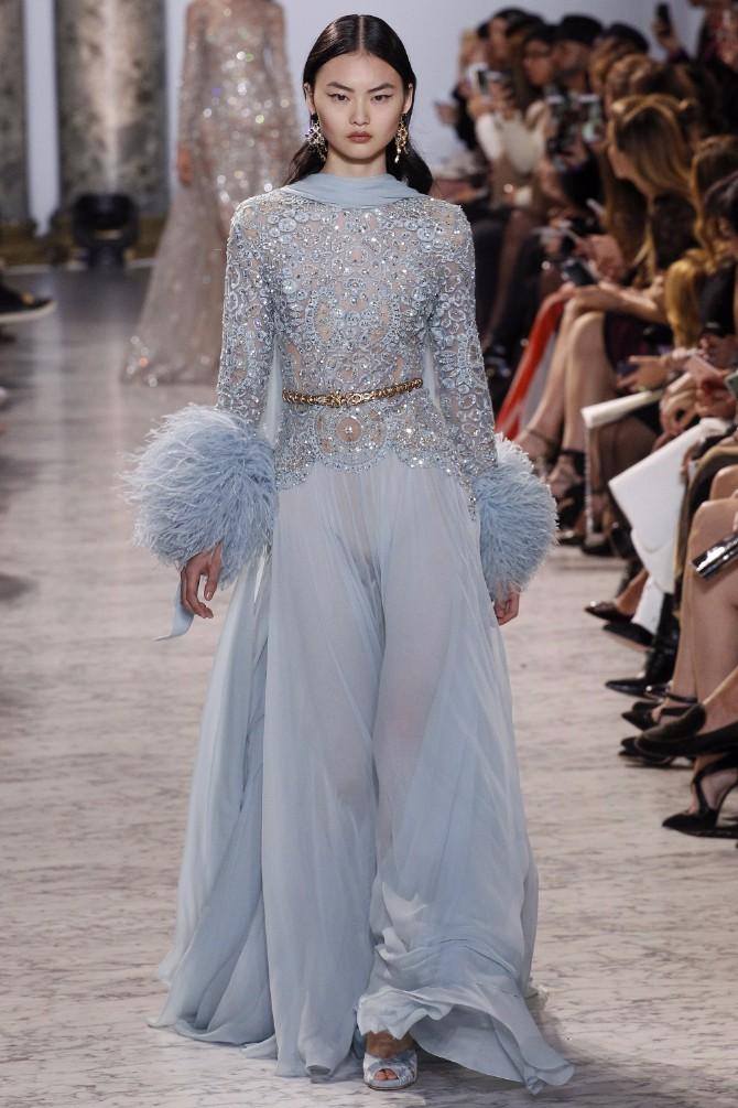 elie saab 11 Romantičan i edgy treći dan Nedelje visoke mode u Parizu (GALERIJA)
