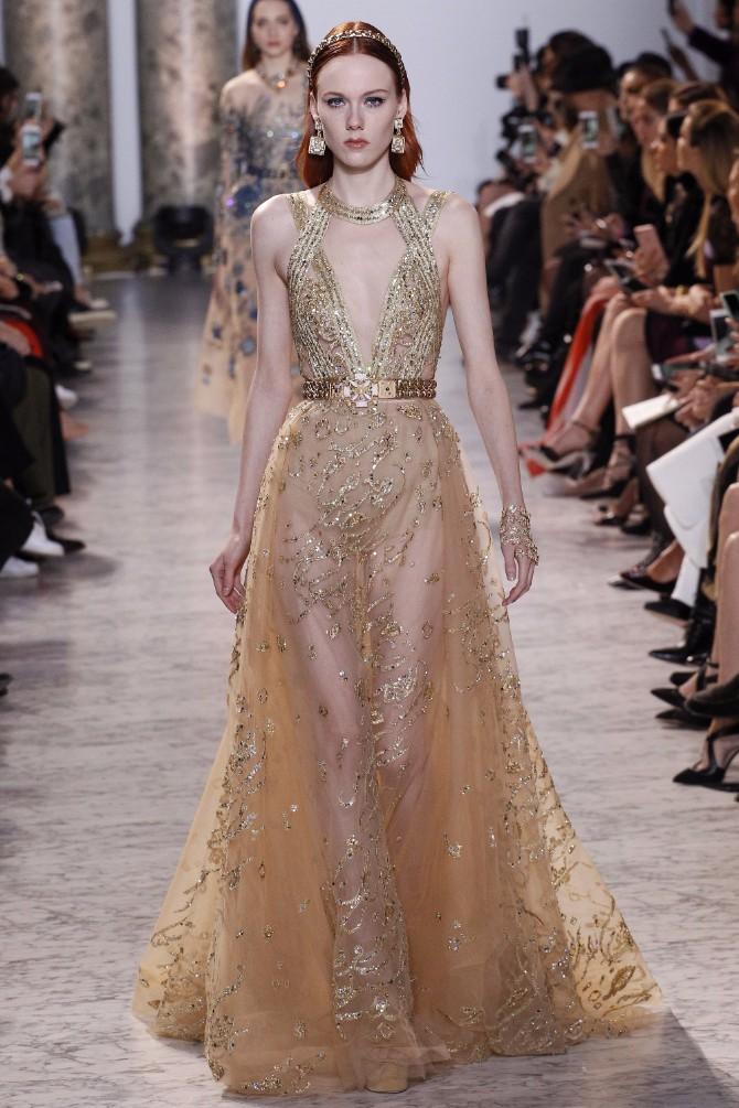 elie saab 2 Romantičan i edgy treći dan Nedelje visoke mode u Parizu (GALERIJA)