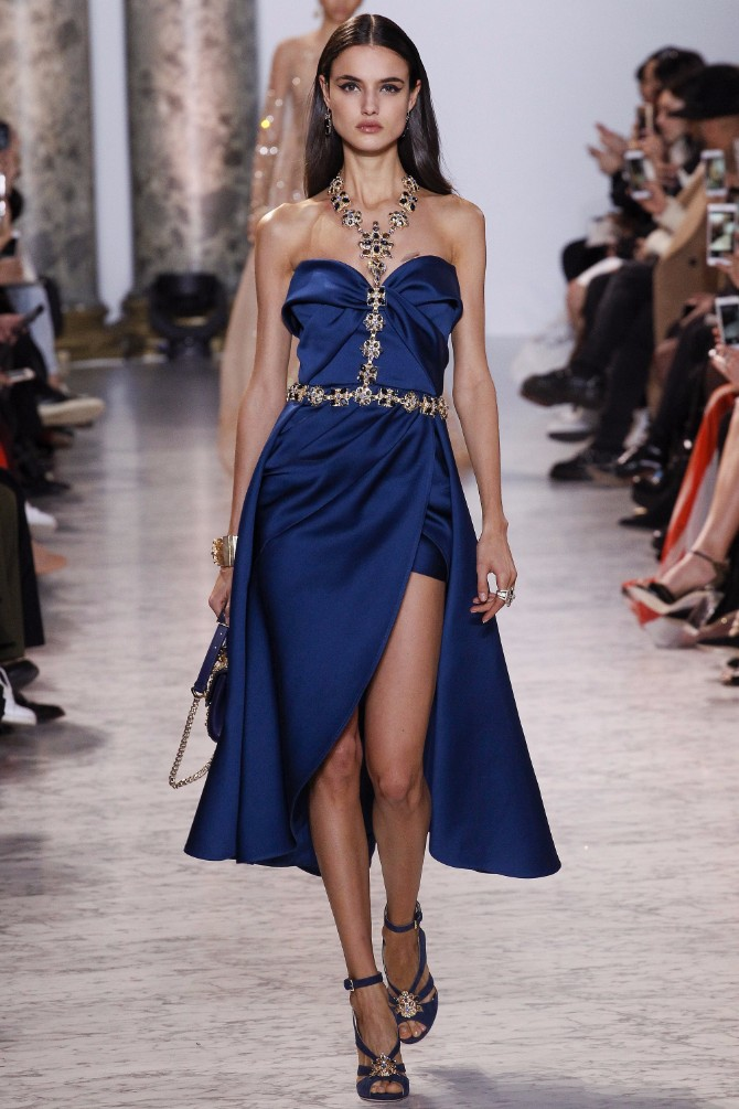 elie saab 3 Romantičan i edgy treći dan Nedelje visoke mode u Parizu (GALERIJA)