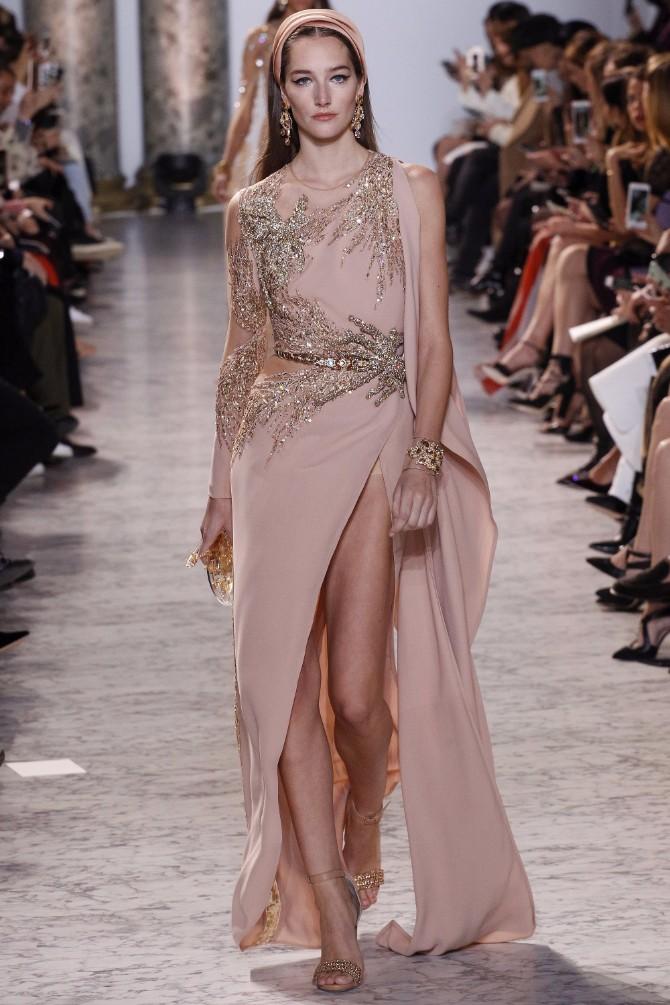 elie saab 4 Romantičan i edgy treći dan Nedelje visoke mode u Parizu (GALERIJA)