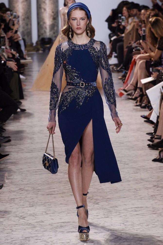 elie saab 5 Romantičan i edgy treći dan Nedelje visoke mode u Parizu (GALERIJA)