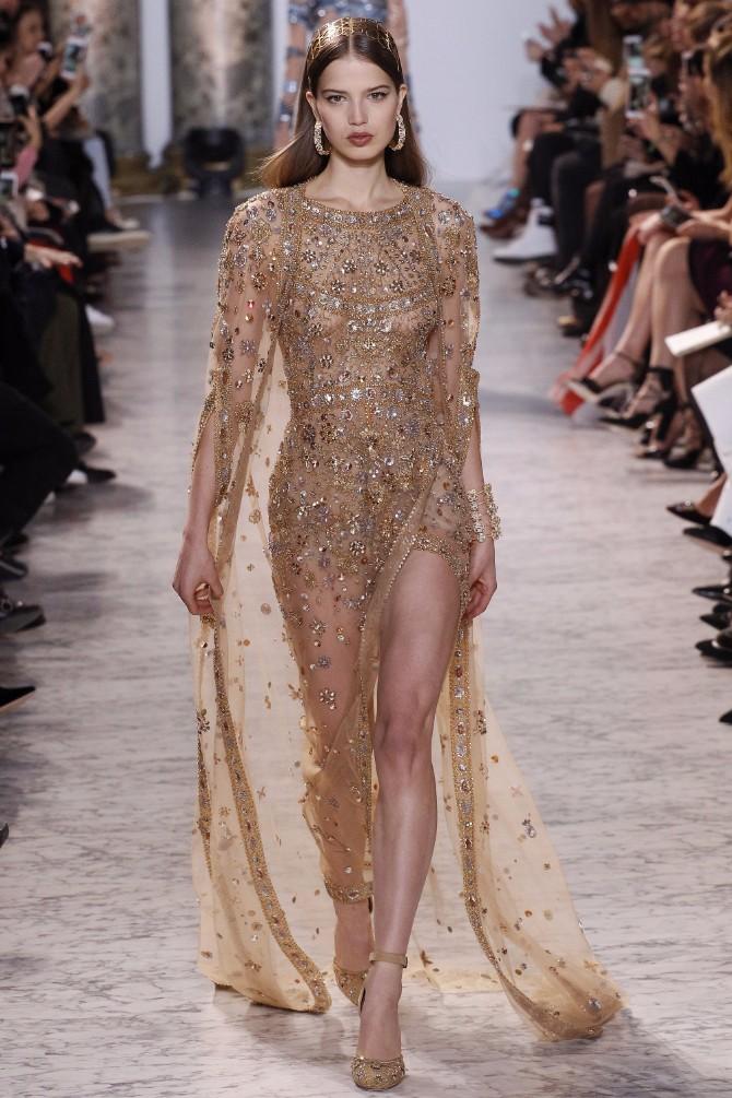 elie saab 6 Romantičan i edgy treći dan Nedelje visoke mode u Parizu (GALERIJA)