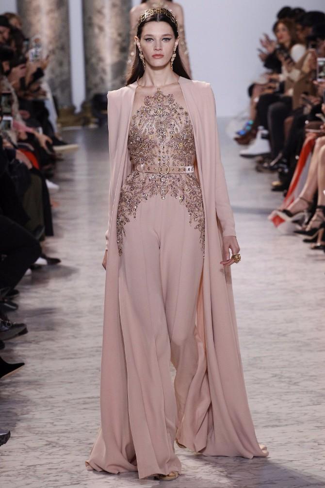 elie saab 7 Romantičan i edgy treći dan Nedelje visoke mode u Parizu (GALERIJA)