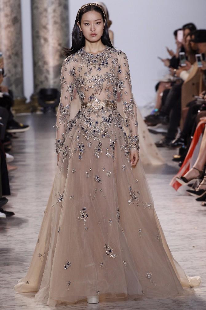 elie saab 8 Romantičan i edgy treći dan Nedelje visoke mode u Parizu (GALERIJA)
