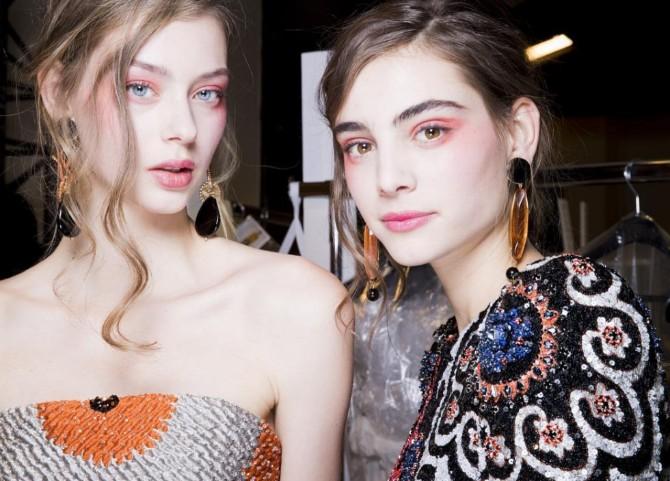 fashion week beauty 1 Očaravajuća beauty izdanja sa Nedelja visoke mode