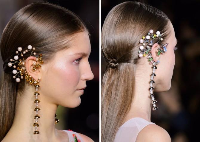 fashion week beauty 2 Očaravajuća beauty izdanja sa Nedelja visoke mode