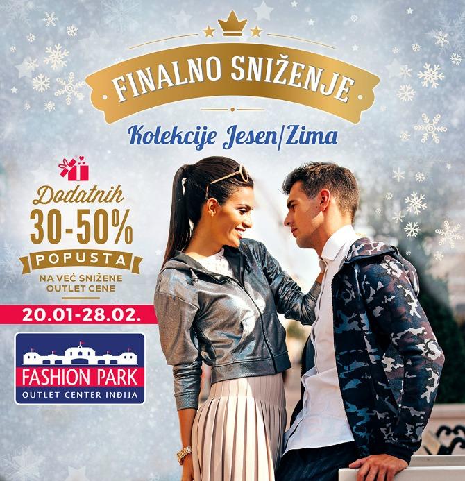 indjija 2 Najluksuzniji proizvodi po najpovoljnijoj ceni u Fashion Park Outlet Centru Inđija!