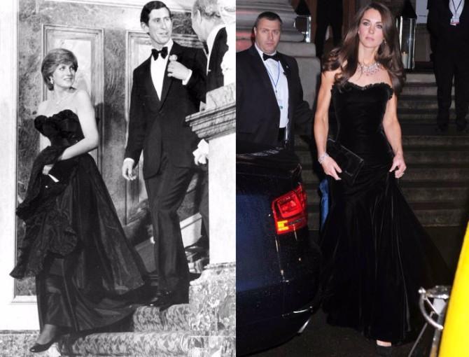 kejt midlton 2 15 puta kada je Kejt Midlton bila stilizovana kao princeza Dijana